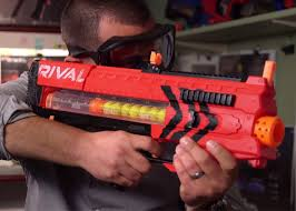 Airsoft Backyard Battle Backyard Skirmishes Just Got More Competitive With The Nerf Rival
