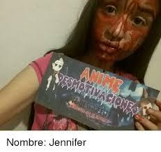 Jennifer Meme - nombre jennifer meme on me me