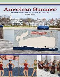 American Flag Rugs American Summer Seaside Inspired Rugs U0026 Quilts Polly Minick