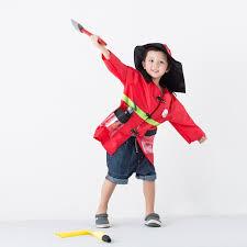 firefighter costume iplay ilearn kids baby firefighter costume iplay ilearn