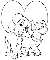 coloring pages chihuahua puppies puppy printable coloring pages fluffy puppy dog printable coloring