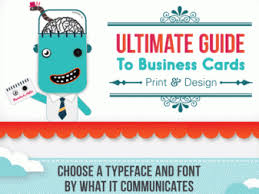 Make A Business Card Infographic How To Create A Business Card That People Won U0027t
