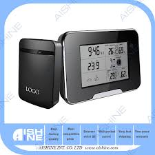 Hidden Camera In Home Bathroom Aishine Hd 1080p Weather Station Wifi Camera Indoor Temp Outdoor