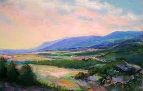 landscape painting in pastels chapter nineteen color theory