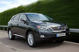lexus used uk lexus rx 2009 2015 review 2017 autocar