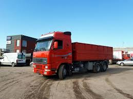 volvo big truck volvo fh16 grain trucks for sale from lithuania buy grain truck