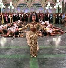 coming to america wedding dress bell calloway as imani izzi in coming to america 1988