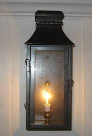 Old Lantern Light Fixtures by The Old Village Lantern U2014 Gas Or Electric The Charleston