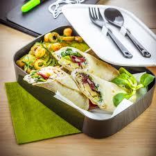 recette de cuisine professionnel déjeuner au travail recette wrap maison salade de pois chiche et