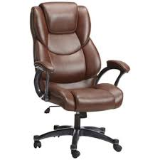 fingerhut serta bonded leather big u0026 tall office chair