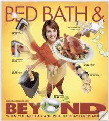 bed bath beyond thanksgiving advertisments