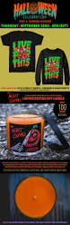 del taco halloween horror nights horror highlights new halloween shirt u0026 candle from cavity colors