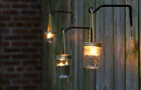 Mason Jar Lights Diy Hanging Mason Jar Lights