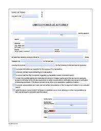 Customs Power Of Attorney Template by 100 Attorney Power Letter 5 Limited Power Of Attorney Form Pa