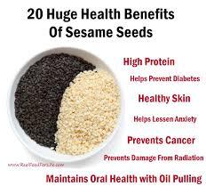 20 huge health benefits of tiny sesame seeds real food for life