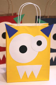 monster goodie bags repeat crafter me