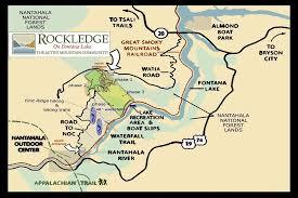 nantahala river map rockledge amenities