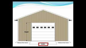 Garage Overhead Doors by How To Choose An Overhead Door Youtube