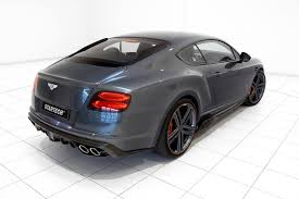 bentley releases a two tone startech dips this bentley continental gt in custom paint adds carbon
