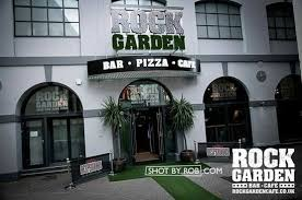 The Rock Garden Torquay Entrance At Day Picture Of Rock Garden Cafe Bar Torquay