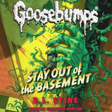 view goosebumps stay out of the basement on a budget fantastical