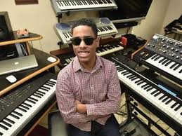 Stevie Wonder Why Is He Blind Blind N J Piano Prodigy Draws Comparisons To Stevie Wonder
