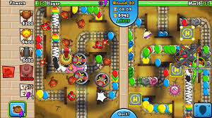 btd 4 apk bloons td battles review battling balloons with abandon android