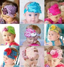 hair bands for fashion baby hair accessories baby headbands hair flowers