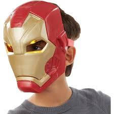marvel captain america civil war iron man tech fx mask walmart com