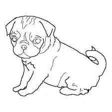 dogs outline free download clip art free clip art clipart