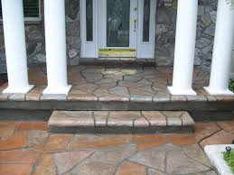 decorations popular stacked stone front doors and veranda as