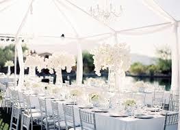 white wedding white out wedding theme wedding weddings and wedding tables
