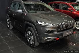 jeep cherokee price jeep cherokee launched in malaysia priced at rm379k