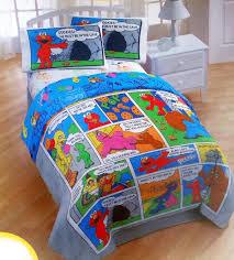 Isaac Mizrahi Sheets Street Comic Bedding Set