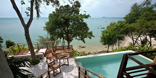 luxury villas with private pool koh samui thailand best healthy
