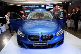 bmw one series india india bound bmw 1 series sedan debuts at guangzhou auto
