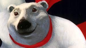 Coke Bear Meme - the enduring history of coca cola s polar bears the coca cola company