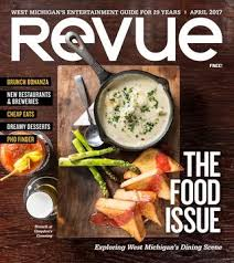 cuisines r ences revue magazine april 2017 the food issue by revue magazine issuu