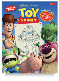 learn draw disney pixar toy story blick art materials