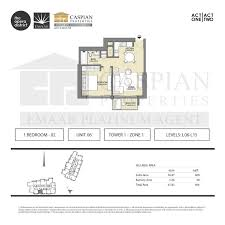 Absolute Towers Floor Plans by Act 1 And Act 2 Floor Plans