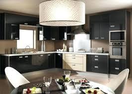 deco cuisine noir cuisines deco deco cuisine design blanche kvlture co