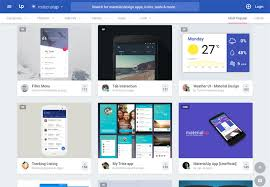 design inspiration news 11 sites to help you find material design inspiration max grid