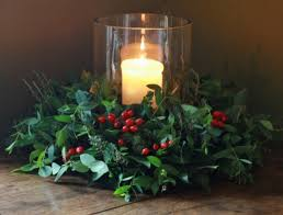 holly berries and candles centerpieces pinterest holly