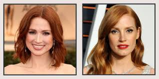 22 red hair color shade ideas for 2017 famous redhead celebrities