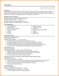 8 petroleum engineer cover letter