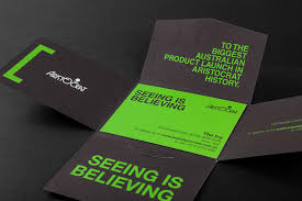 Launch Invitation Card Sample Aristocrat Product Launch Invitation Design Niche Marketing Group