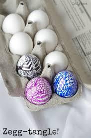 easter egg decorating tips easter egg decorating ideas zentangle eggs lalymom