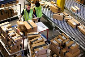 does ups deliver on thanksgiving online shopping surge causes christmas gift delay abc news