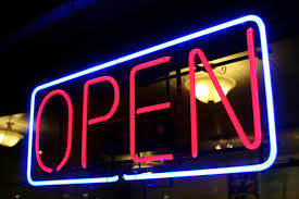 Open Light Up Sign Stores And Restaurants Open Christmas Day 2014 Gobankingrates