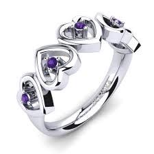 amethyst engagement rings buy amethyst engagement rings glamira co uk